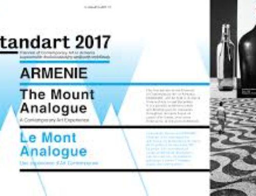 STANDART   TRIENNALE D'ART CONTEMPORAIN DE L'ARMÉNIE